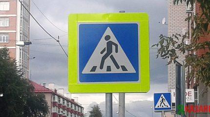 На пешеходном переходе в Казани водитель «Фольксвагена» сбил 11-летнюю девочку