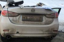 На трассе в Татарстане водитель «Мазды» погиб при столкновении с грузовиком
