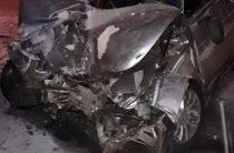 В Уфе один человек погиб и четверо пострадали при столкновении «Лады» и «Infiniti»