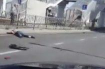 В Казани байкер разбившийся на Проспекте Победы, ранее был лишен прав
