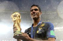 Сборная Франции  выиграла у Хорватии в финале Чемпионата мира