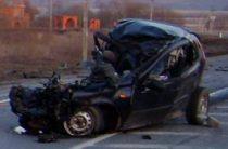 Жуткая авария в Чувашии: «Калина» влетела в фуру, погибли две девушки