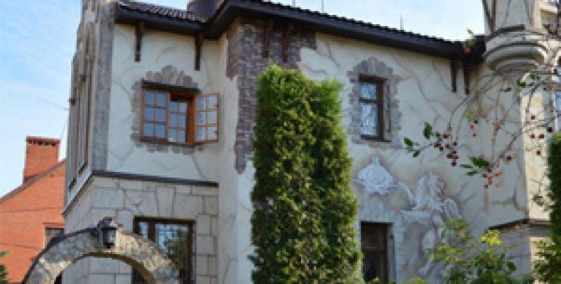 В казанском поселке Алтан продают «Английский замок»