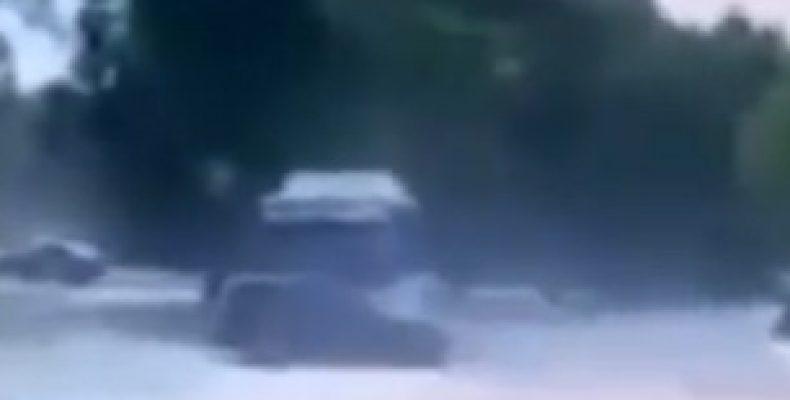 В Нижнекамске водитель «Приоры» погиб в ДТП с пассажирским автобусом (Видео)