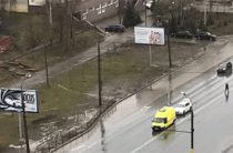 В Казани один водитель выстрелил в лицо другому