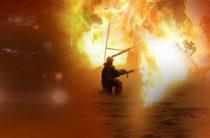 На пожаре в Нижегородской области погибли трое маленьких детей
