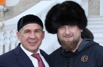 Рамзан Кадыров поздравил Татарстан с Днем Республики