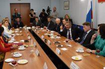 На Сахалине Рустам Минниханов встретился с местным активом татар