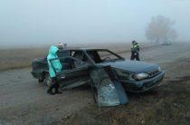 В Башкортостане водитель на «Ладе наехал на группу восьмиклассников