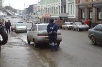 За утро в Казани произошло более 100 ДТП