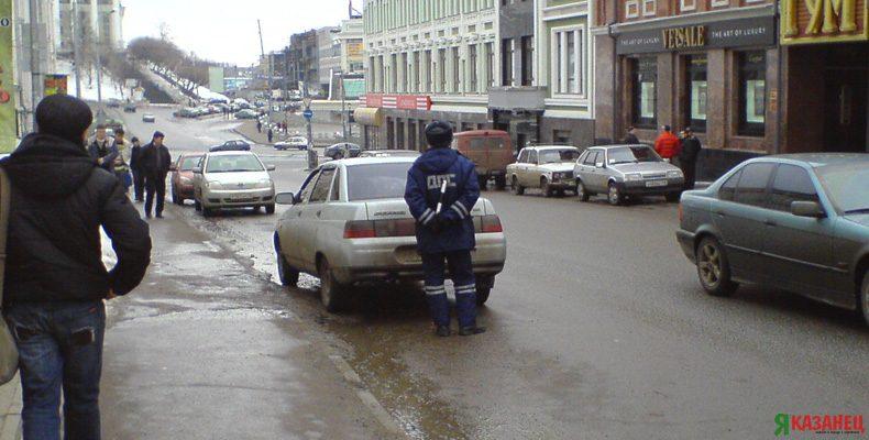 ГИБДД Татарстана предупреждает водителей об ухудшении погоды