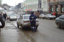 В Казани прошел рейд по выявлению «опасных водителей»