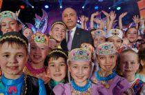 Фестиваль «Созвездие-Йолдызлык» стартовал в Азнакаево с новым рекордом