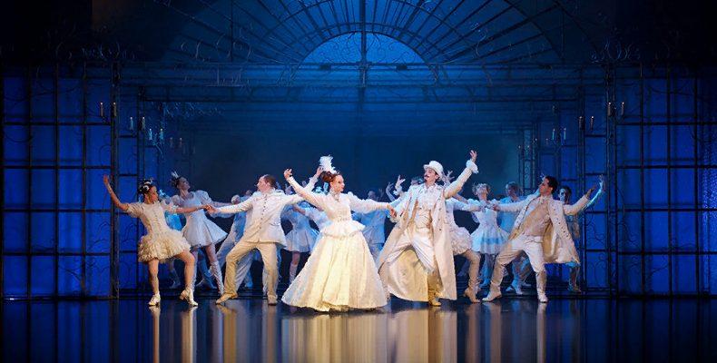 «Европа-Азия: гастрольные маршруты театра имени Качалова»