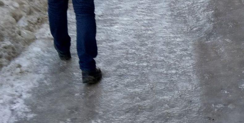 В Казани завтра будет +4, туман, дождь, снег и гололед