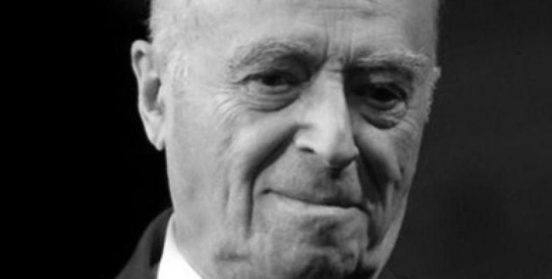 На 97-м году жизни умер Владимир Этуш