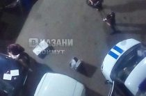 В Казани на ул.Сафиуллина найдет пакет с новорожденным ребенком
