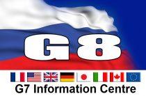 Штайнмайер заявил, что Россия может вернуться в «Большую восьмерку»