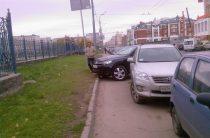 Татарстанские депутаты хотят запретить стоянку автомобилей со снятыми номерами на платных парковках