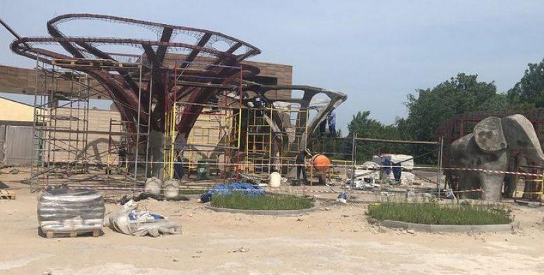 Новый казанский зоопарк откроется в конце августа
