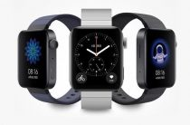 Xiaomi представила умные часы Mi Watch