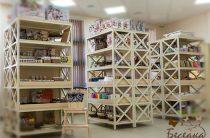 Открылся магазин товаров для творчества в студии Беседка