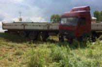 В Башкирии водитель МАЗа получил перелом позвоночника при столкновении с ВАЗом