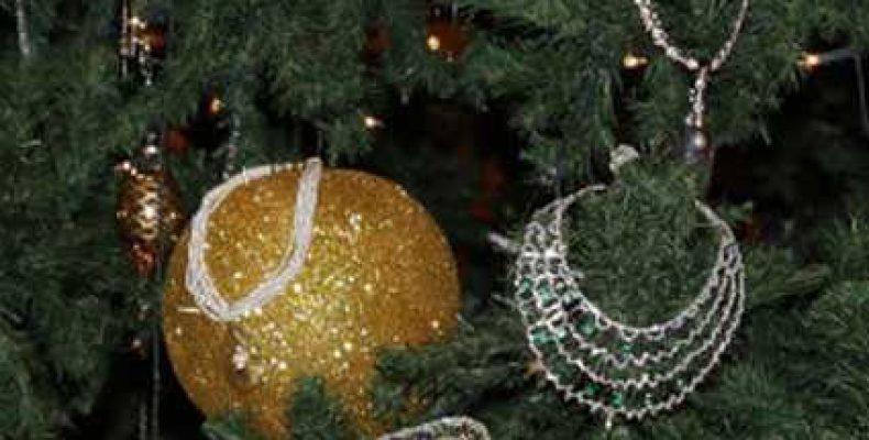 Новогодние праздники в парках Казани