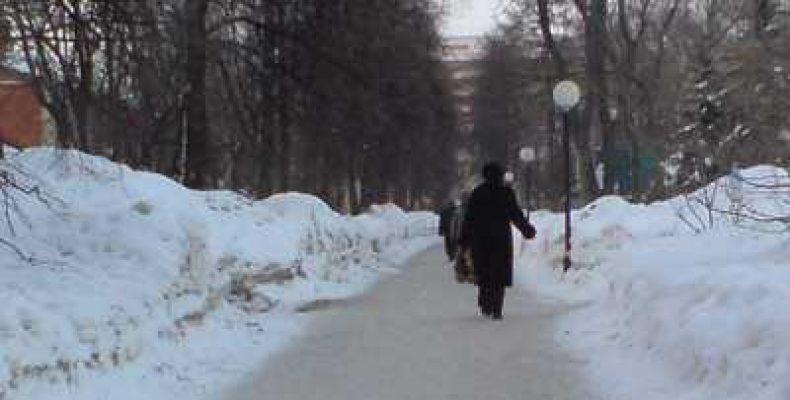 Завтра в Казани ожидается морозная погода и гололед