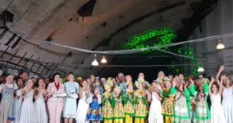 Организаторы фестиваля «Созвездие-Йолдызлык» награждены Памятной медалью ЮНЕСКО.
