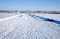 Ледовая переправа Аракчино — Верхний Услон возобновила работу