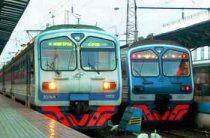 Сразу пять пригородных поездов временно выводятся из расписания
