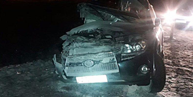 В Башкирии на трассе четверо мужчин погибли в страшном ДТП