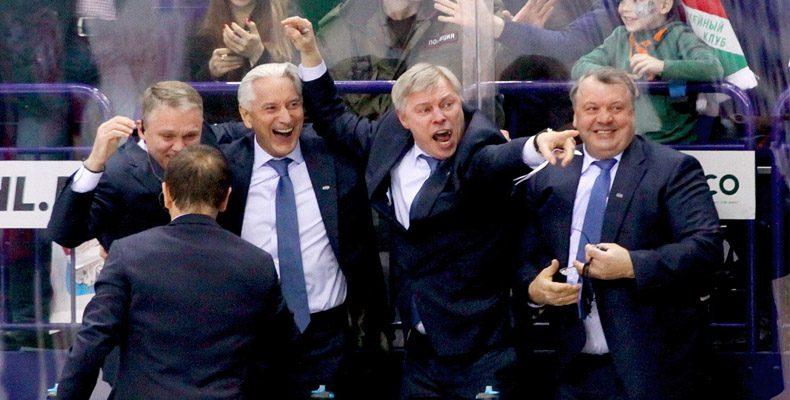 «Ак Барс» выиграл и второй матч в финале у ЦСКА