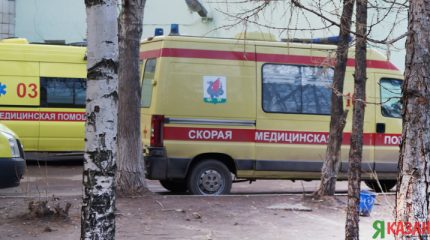 В Казани школьница получила серьезные травмы при наезде автомобиля