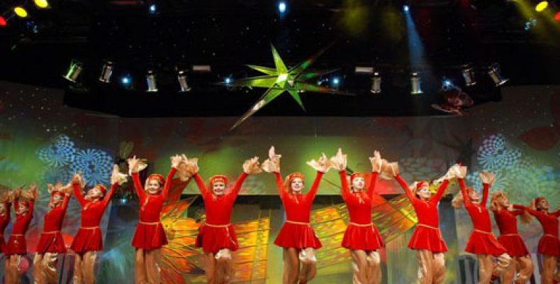 Фестиваль «Созвездие-Йолдызлык» дал концерт для жителей села Лебедино